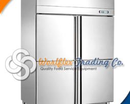 Olcyte 4 door upright freezer W